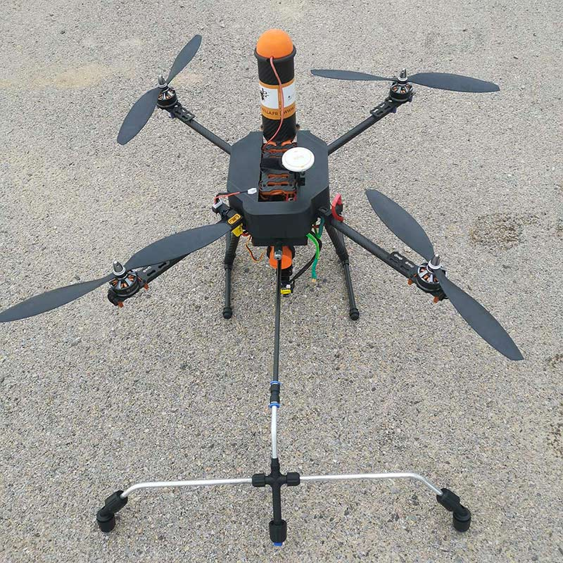 Le drone ARES